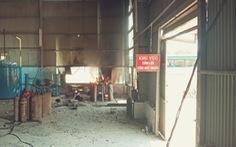 Nổ khí gas, 3 công nhân bị thương nặng