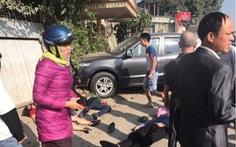 Khởi tố tài xế xe khách tông xe biển xanh làm 3 người chết
