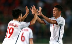 Hủy trận đấu giữa đội tuyển Việt Nam và Hàn Quốc trong năm 2019