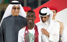 Almoez Ali giành cú đúp danh hiệu cá nhân