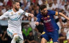 Barca chạm trán với Real ở bán kết Cúp nhà vua