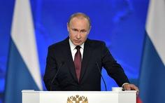 Tổng thống Putin: Nga sẽ 'ăn miếng trả miếng' nếu bị đe dọa