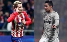 Atletico và cơn ác mộng Ronaldo