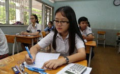 Đề tuyển sinh lớp 10 tại TP.HCM năm nay ra sao?