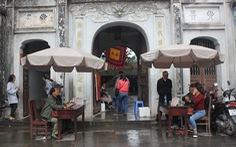 Thu phí tham quan đền, chùa để bảo tồn di tích