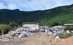 Chi hàng chục tỉ đồng đưa rác từ Côn Đảo về đất liền xử lý