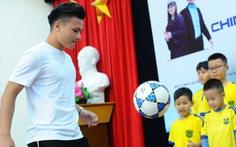 Nguyễn Quang Hải: 'Thầy Park dạy tôi người Việt không thua kém ai'
