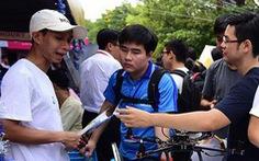 Sáng nay 23-2, tư vấn tuyển sinh đến với học trò tại Đắk Lắk
