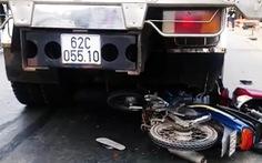 Tai nạn liên hoàn trên quốc lộ 62, nhiều người nhập viện