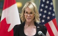 Đại sứ Mỹ tại Canada được đề cử làm đại sứ Mỹ tại LHQ