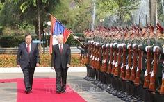 Việt - Lào ký 9 văn kiện hợp tác