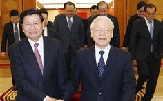 Quan hệ hữu nghị vĩ đại Việt - Lào