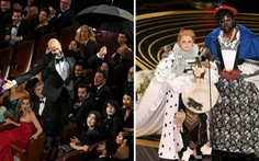 Xem những khoảnh khắc ấn tượng nhất tại Oscar 2019
