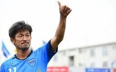 Tròn 52 tuổi, 'Vua Kazu' vẫn thi đấu mùa giải thứ 34 trong sự nghiệp