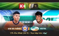 K+ phát sóng giải V-League 2019