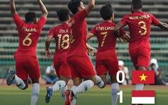 CĐV Indonesia 'nổ' vang trời sau trận thắng tuyển U22 Việt Nam