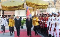 Việt Nam, người bạn vĩ đại  của Campuchia