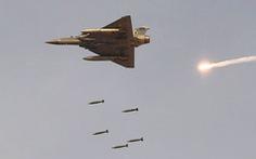 Ấn Độ không kích vào khu vực biên giới tranh chấp với Pakistan