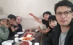 Du học sinh 'khoe' ảnh đi học ở Triều Tiên