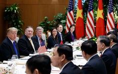 Bữa trưa đãi ông Trump: hài hòa truyền thống Việt và khẩu vị thực khách