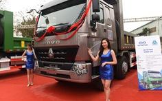 TMT độc quyền lắp ráp xe tải chuẩn khí thải Euro 5