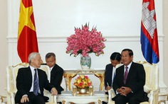 Việt Nam mở rộng giao thương, đầu tư sang Campuchia