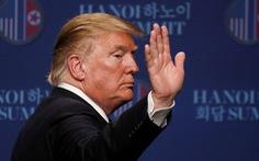 Chứng khoán bốc hơi 3,5 tỉ USD sau thượng đỉnh Trump - Kim