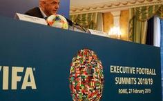 Tháng 6-2019: FIFA sẽ chốt lại số đội dự World Cup 2022