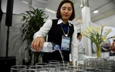 Nước uống cho phóng viên đưa tin thượng đỉnh Mỹ - Triều lấy dưới lòng núi lửa đã tắt