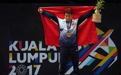 Lực sĩ vô địch thế giới Trịnh Văn Vinh dương tính với doping