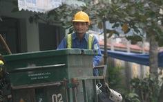 Đà Nẵng lì xì 500.000 đồng cho công nhân môi trường đêm giao thừa