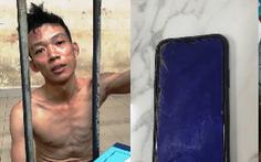 Cảnh sát phóng xe bắt cướp giữa trung tâm Sài Gòn