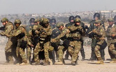 Mỹ lại tăng thêm 3.750 binh sĩ đến biên giới với Mexico