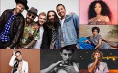 Billboard công bố 10 nghệ sĩ có thể ẵm giải Grammy đầu tiên