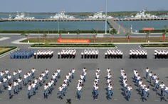 Huấn luyện để bảo vệ vững chắc chủ quyền biển đảo