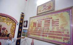 Trăm năm tìm kiếm họ hàng - Kỳ 1: Đi tìm mộ tổ họ Lê lại gặp họ Nguyễn