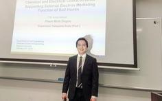 Từ 'lều học' đến tiến sĩ ở Nhật