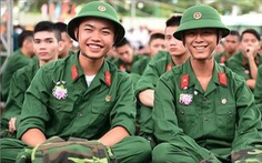 Đề xuất tuyển sinh đào tạo trung cấp chuyên nghiệp quân sự