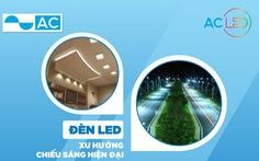 Đèn Led - Xu hướng chiếu sáng hiện đại