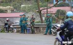 Cấm xe trên quốc lộ 1 từ Hà Nội đến Đồng Đăng ngày 2-3