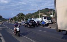 Xung đột giao thông nguy hiểm tại đèo Rù Rì