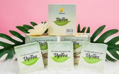Phát hiện chất cấm trong trà thảo mộc xuất khẩu Vy&Tea