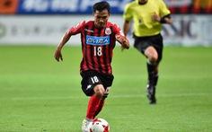 Video Chanathip thi đấu rất hay cùng CLB Consadole Sapporo ở J-League