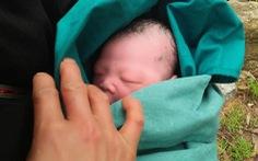 Bác sĩ đến bìa rừng hỗ trợ sản phụ sinh con