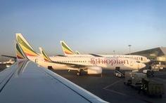 Tìm thấy hộp đen máy bay gặp nạn ở Ethiopia