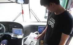 TPHCM triển khai thẻ thanh toán tự động cho xe buýt
