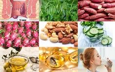 Người mắc bệnh trĩ nên ăn gì để tránh bị táo bón?