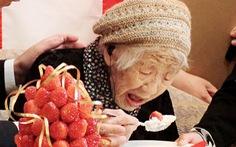 Bí quyết giản đơn của cụ bà Nhật Bản cao tuổi nhất thế giới