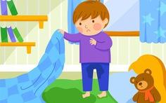 Bàng quang tăng hoạt động ở trẻ em