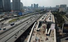 TP.HCM: dự án metro số 1 trễ hẹn khai thác tới quý 4-2021